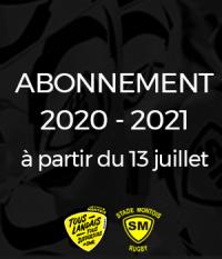 20/21 - ABONNEMENT