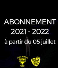 21/22 - ABONNEMENT